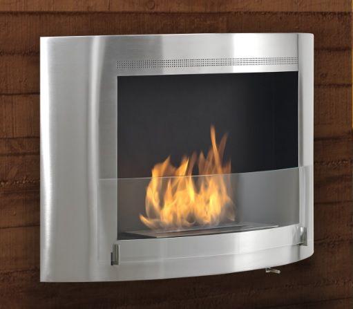 Foyer Olympia   DIM:33.5 po  large x 23.75 po haut x 8.25 po profond disponible en stainless ou blanc lustré avec brûleur de 1.7 L.Prix:$1175