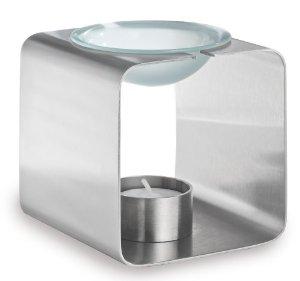 Chandelier Aromatique Blomus Fait en acier inox et verre. avec bougie incluse.Prix:$29.95