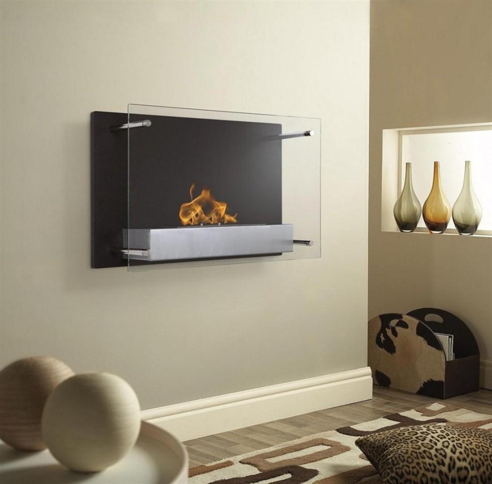 Foyer Phoenix     Dim:23.5 po long x 15.75 po haut x 8.25 po profond noir et stainless.Prix:$499