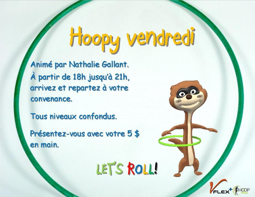 Hoopy vendredi