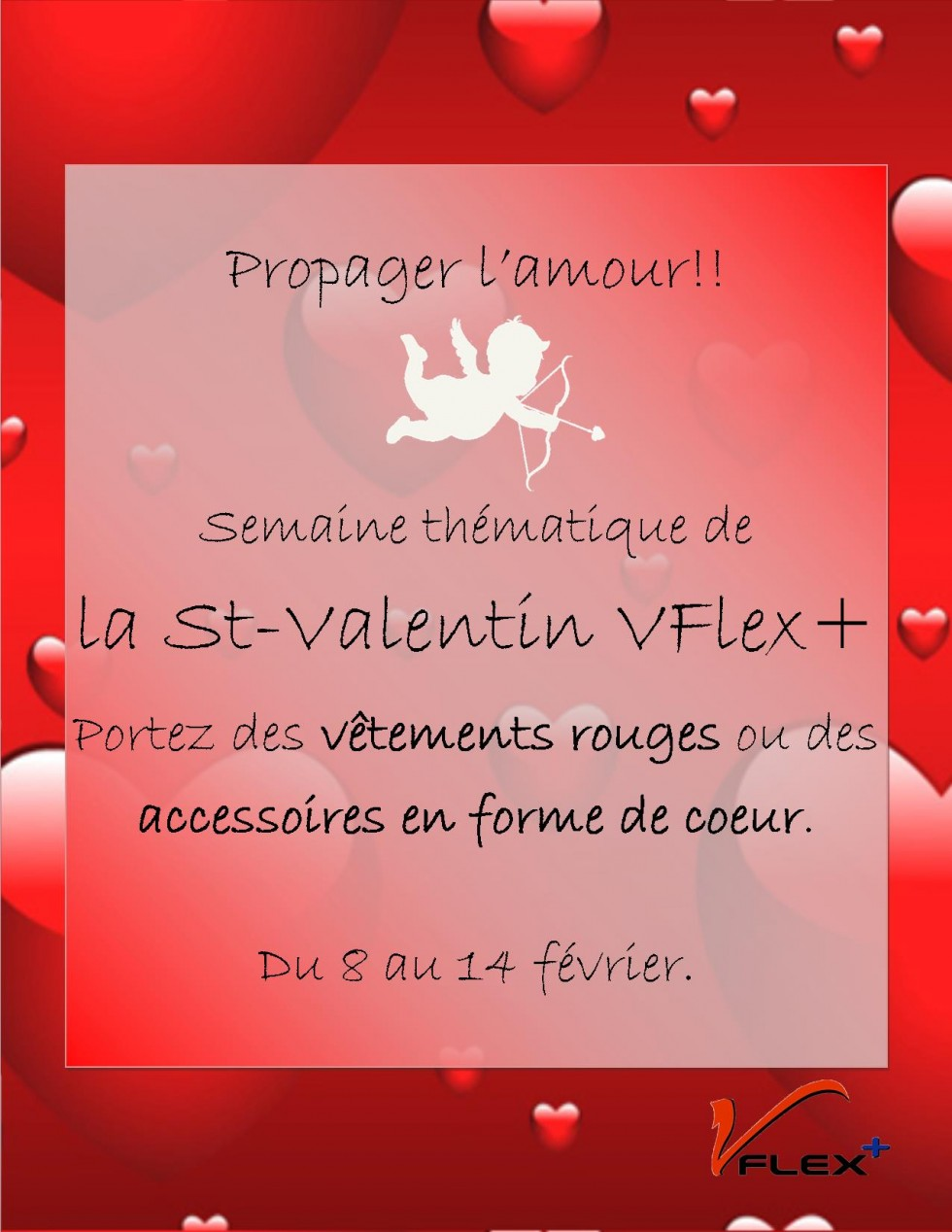 Semaine St-Valentin